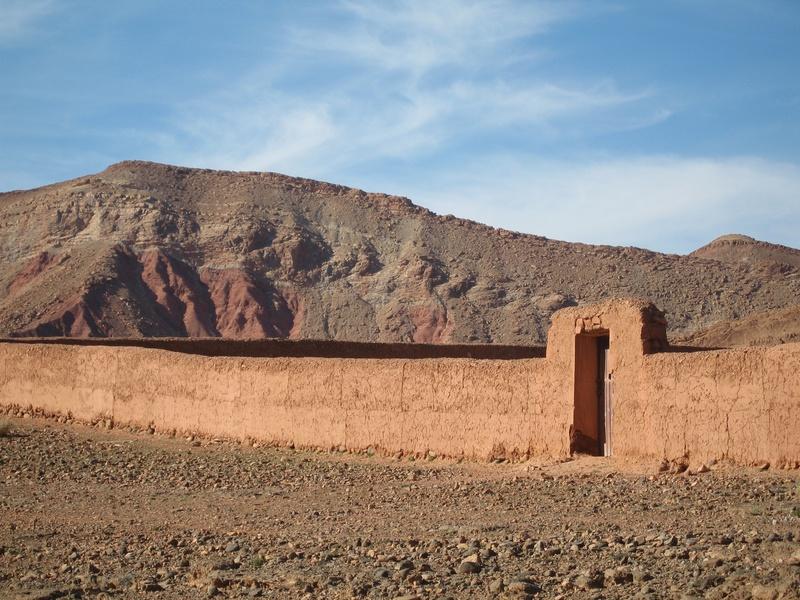 Mount Mgoun Bouthgrar
